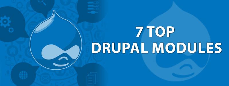 7-Top-Drupal-modules
