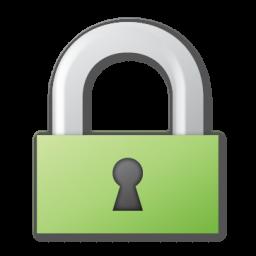 lock green
