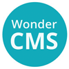 wondercms icon