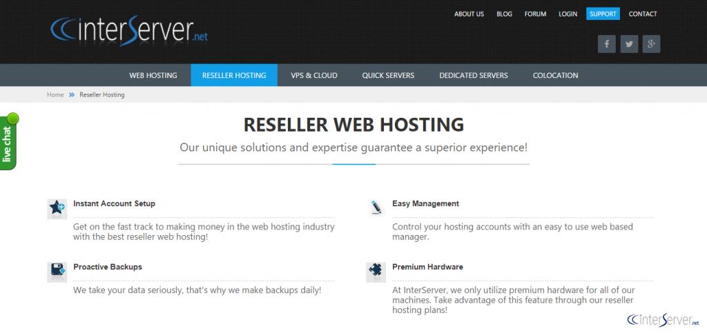 How Does Reseller Web Hosting Work