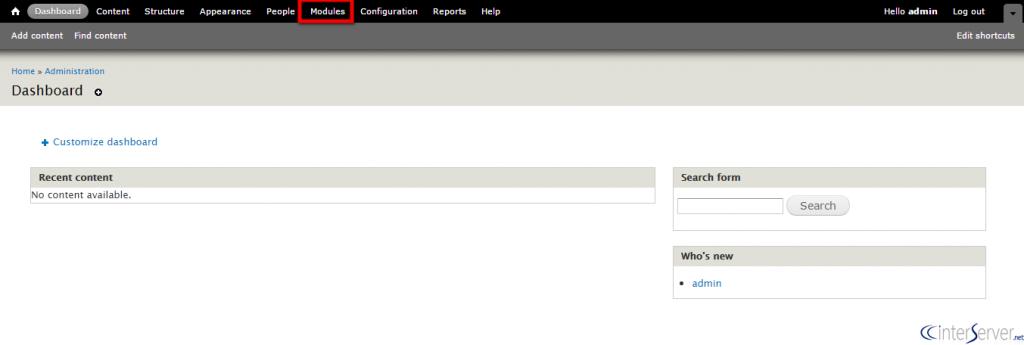 Create Forum in Drupal