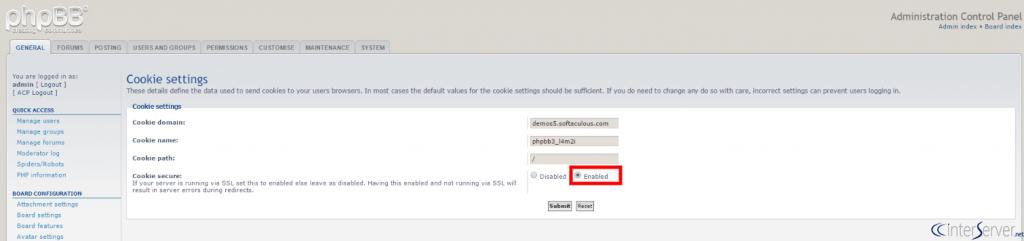 enable-ssl