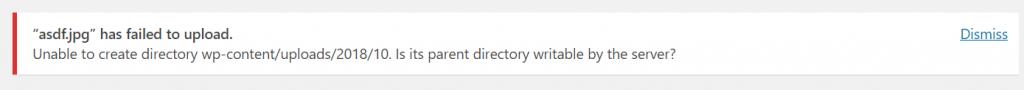 wordpress-failed-to-upload-error