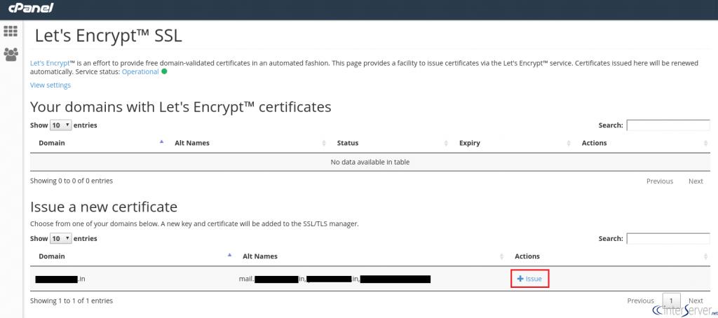Fast and Free SSL
