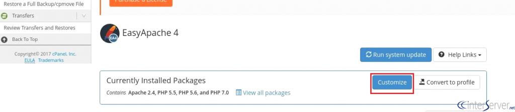 Install or Uninstall mod_http2
