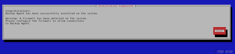 Backup in Linux, InterServer Cloud Backup, InterServer Linux Server Backup